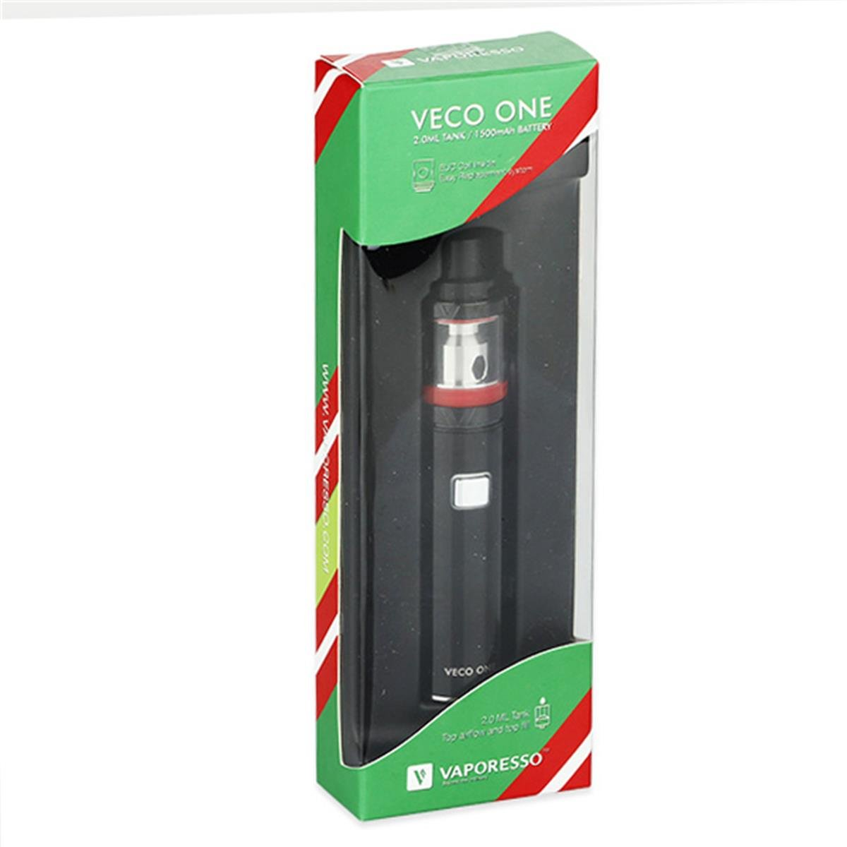 Vaporesso Veco One Starter Kit (Negro): Amazon.es: Salud y cuidado personal