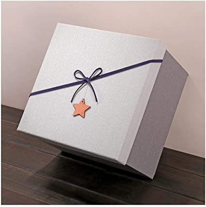 Caja de regalo grande, caja de regalo cuadrada, caja de regalo de ...