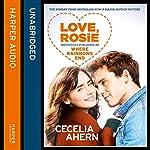 Love, Rosie (Where Rainbows End) | Cecelia Ahern
