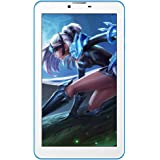 I Kall N2 Calling Tablet (7 Inch Display, 4GB Internal Storage, 2MP Camera, Dual Sim 3G) (Blue)