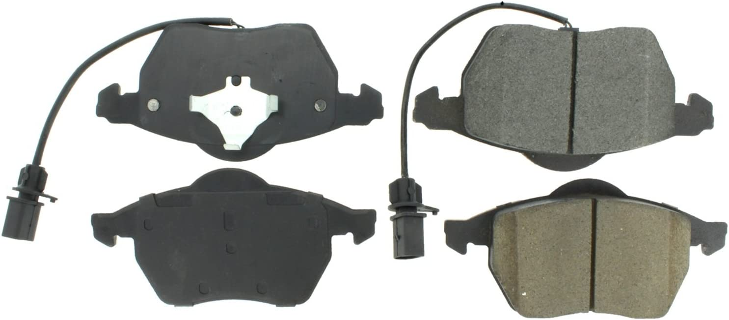 StopTech 309.09180 Street Performance Front Brake Pad