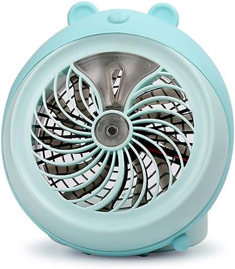 CPDZ Mini Ventilador Recargable Portátil de Mano Ventilador ...