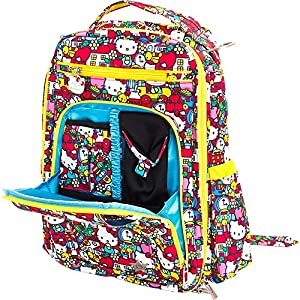 Ju-Ju-Be Legacy Collection Be Right Back Backpack Diaper Bag , The Queen of the Nile