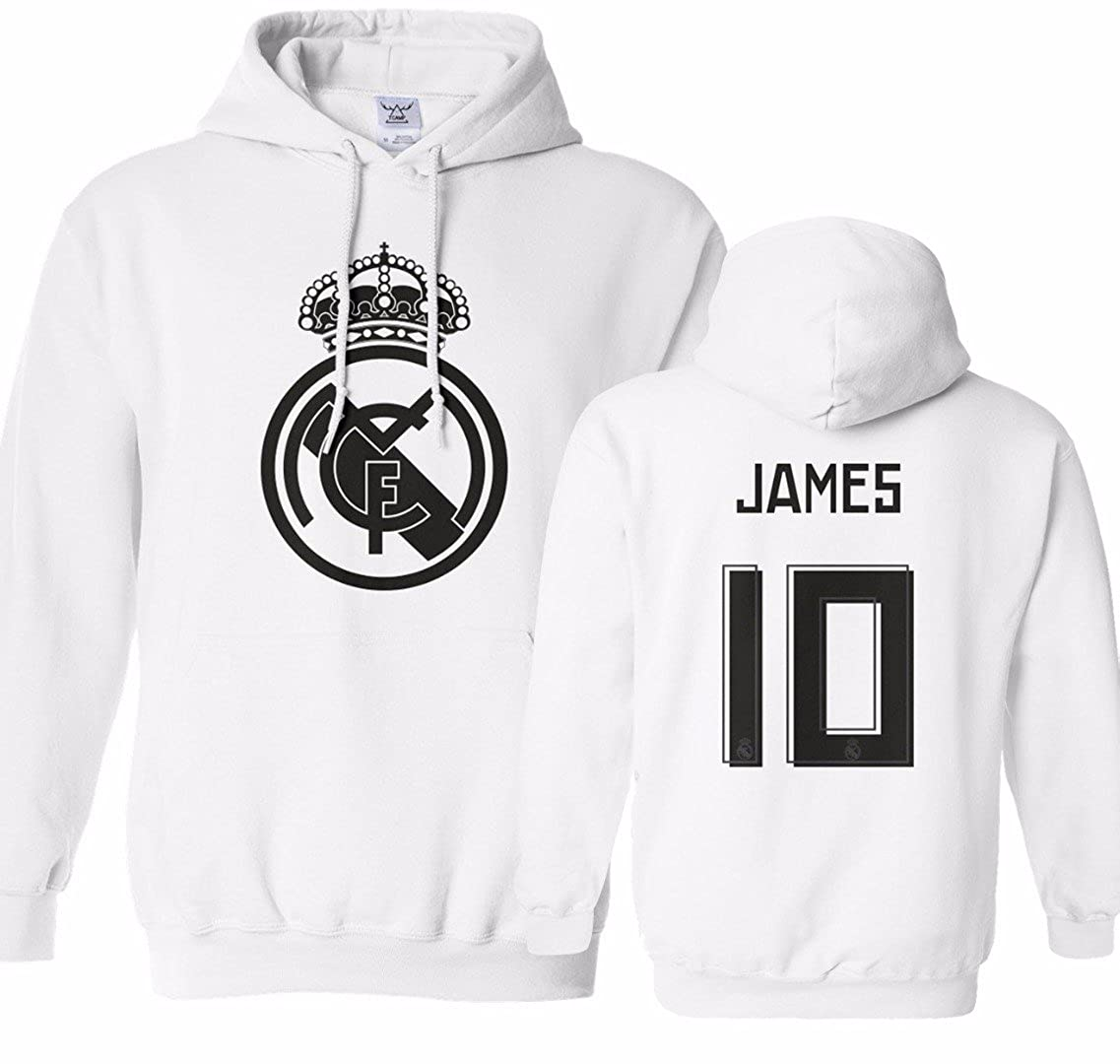 best website 381c1 c2507 Tcamp Real Madrid Shirt James Rodriguez #10 Jersey Youth ...