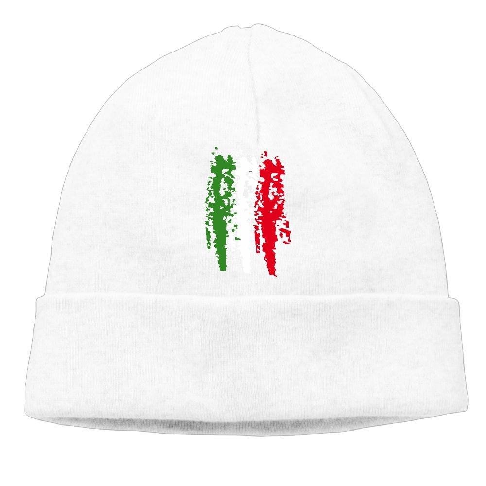 DADALING Italia Italy Italian Flag Mens/&Womens Fashion Cotton Hat Cotton Slouchy Skull Caps