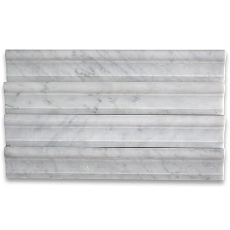 Amazon.com: Carrara Blanco Italiano Carrera silla de mármol ...