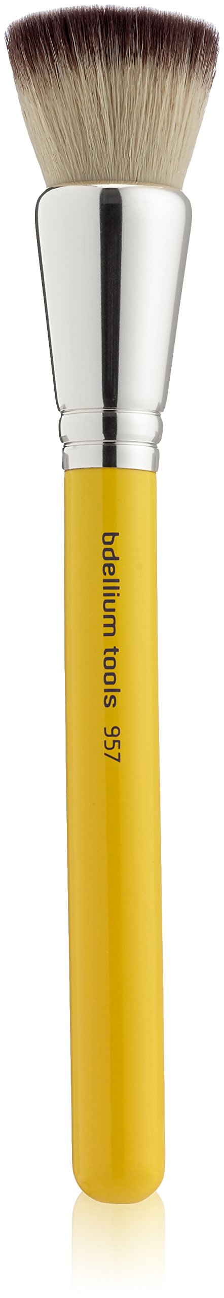 Bdellium Tools Professional Makeup Brush Studio Line - Precision Kabuki Airbrushed Effect 957