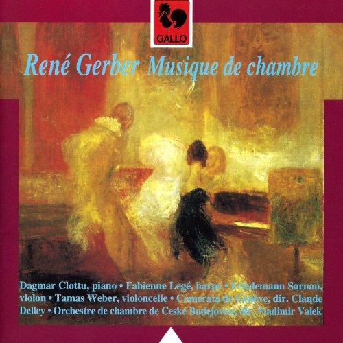 Ren gerber musique de chambre chamber music by for Chamber l orchestre de chambre noir
