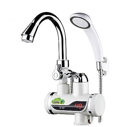 HHYS ZM-D3 Calentador Eléctrico Faucet Single Handle Calentador De Agua Instantáneo De 3 Segundos
