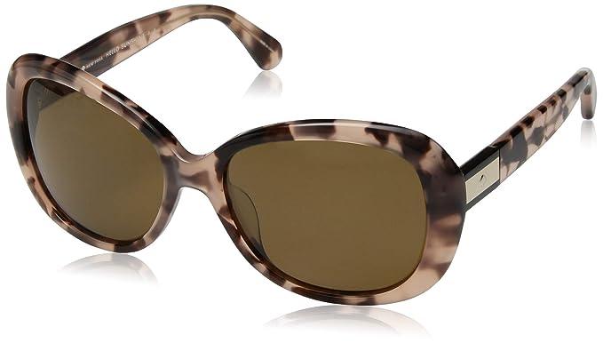 e63ffe4bdd2 Amazon.com  Kate Spade Women s Judyann p s Oval Sunglasses