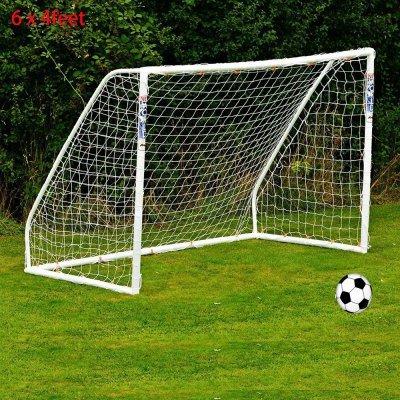 Generic Full Football Net For Soccer Goal Post Junior Amazon In