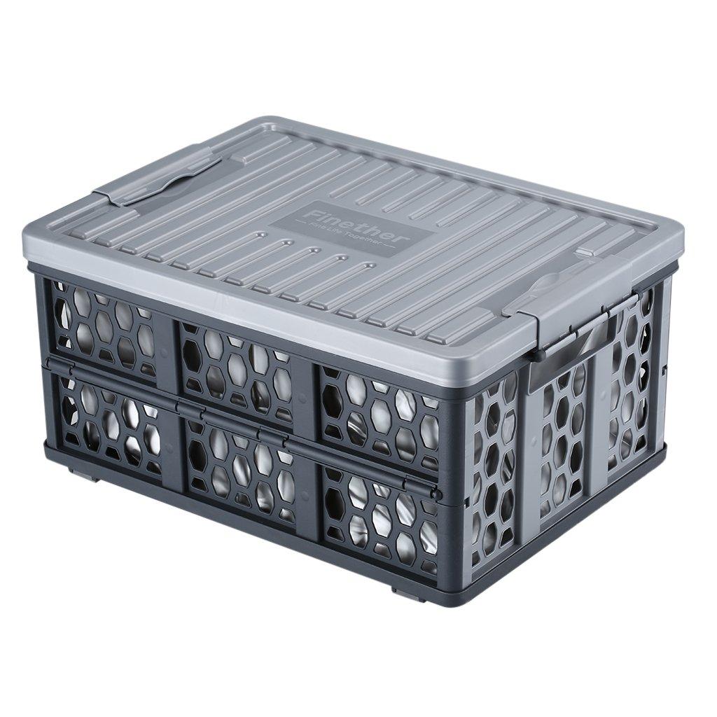 kunststoffkiste mit deckel gu09 hitoiro. Black Bedroom Furniture Sets. Home Design Ideas