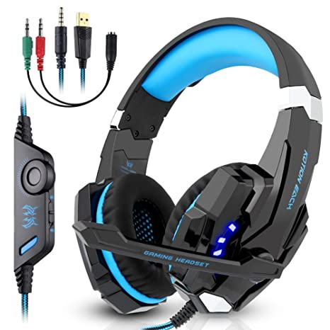 coupon codes amazon cute Casque gaming ps4 Xbox One, Nasharia casque g9000 avec ...