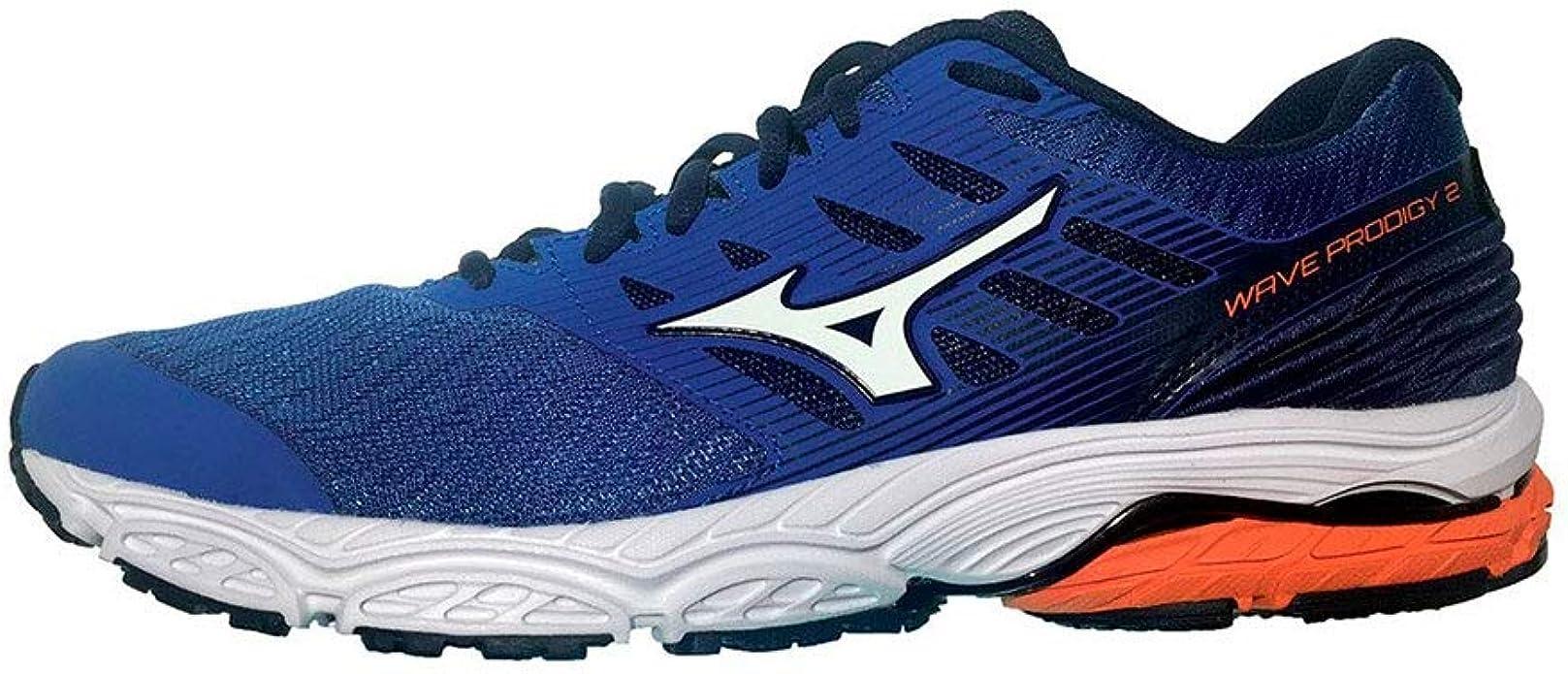 Mizuno Wave Prodigy 2 Zapatillas Running Hombre: Amazon.es: Deportes y aire libre