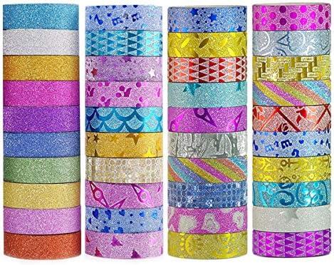 DIY Glitter Washi Tape Set product image