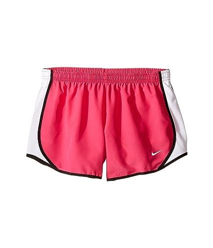 9f301fafc8a20 Nike Big Girls' (7-16) Dri-Fit Tempo Running Shorts-Pink-XL