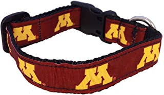 product image for NCAA Minnesota Golden Gophers Dog Collar, Team Color, Small