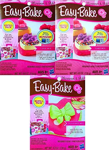 easy-bake-childrens-valentines-day-baking-mixes-easy-bake-2-cake-mix-and-fondant-mix-refill-packs