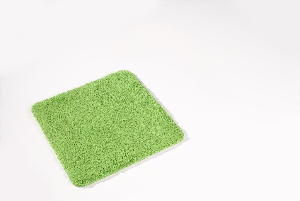 PANA Badematte, Polyester, Grün, WC Vorleger ca.45x45cm