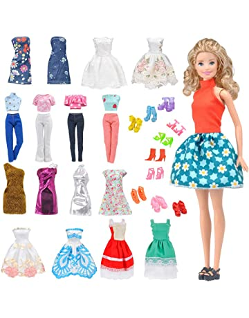02a1bf23f58c E-TING Lot 15 Items   5 Sets Fashion Casual Wear Clothes Outfit with