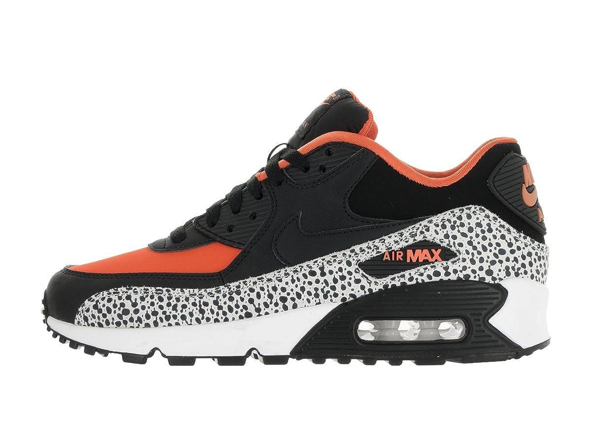 sale retailer 5c4cc 57b49 Nike Boys Air Max 90 Safari (Gs) Running Shoes Multicolored Size 4.5 UK  Amazon.co.uk Shoes  Bags