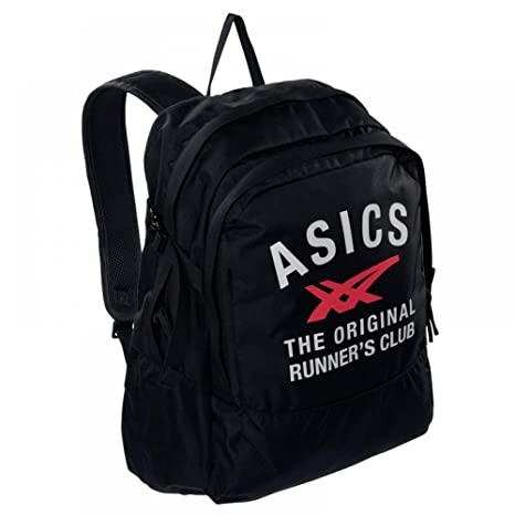 46a16335e58e Image Unavailable. Image not available for. Color  ASICS Training Backpack  - Black