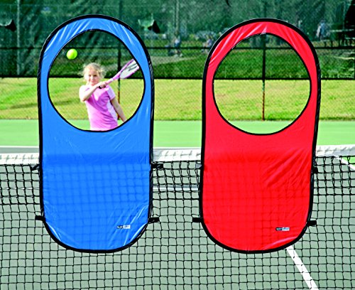 (Oncourt Offcourt TAPUT Pop-Up Tennis Targets, Nylon, 25
