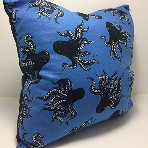 Filled Novelty Accent Throw Pillow Sealife Octopus by Group