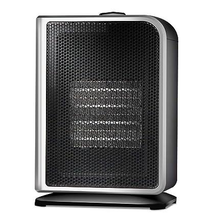 H@HEATER Mini Calentador De Cerámica del Ventilador, Ventilador Eléctrico De La Calefacción del