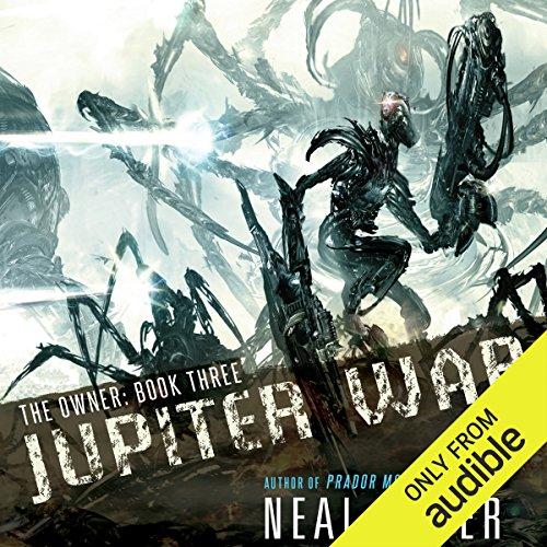 Jupiter War: The Owner, Book 3