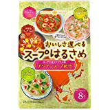 ひかり味噌 おいしさ選べるスープはるさめ アジアンスープ紀行 8食