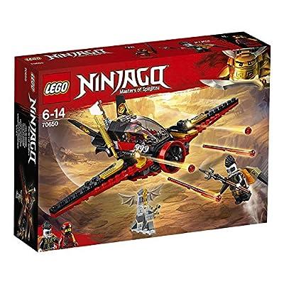LEGO 2020 New Ninjago Destiny's Wing 70650: Toys & Games