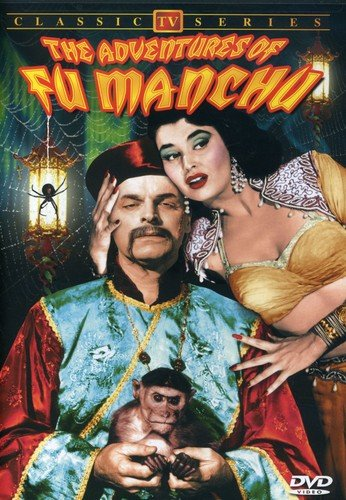 The Adventures of Fu Manchu, Volume 1 -