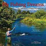 Fly Fishing Dreams 2017 Wall Calendar
