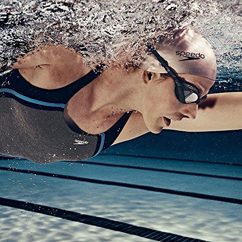 Speedo Silicone Solid Swim Cap