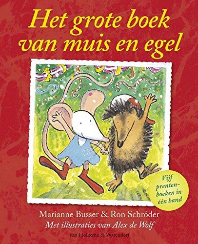 Het grote boek van muis en egel: Amazon.es: Busser, Marianne ...