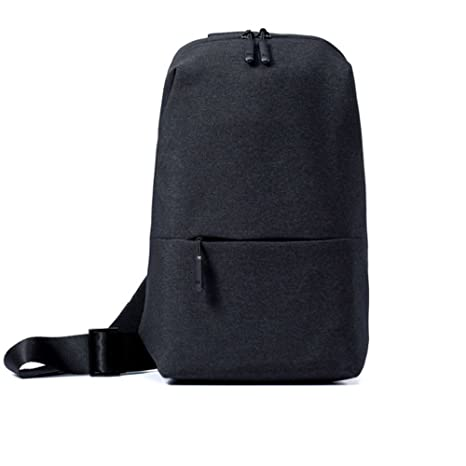 2548c998aa8d Image Unavailable. Image not available for. Color  Xiaomi Sling Chest Bag  Waterproof Shoulder Bag Urban Leisure Sport Backpack Unisex Rucksack ...