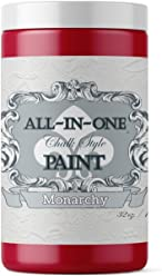 Monarchy, Heritage Collection All in One Chalk Style Paint (NO Wax!) (32oz)
