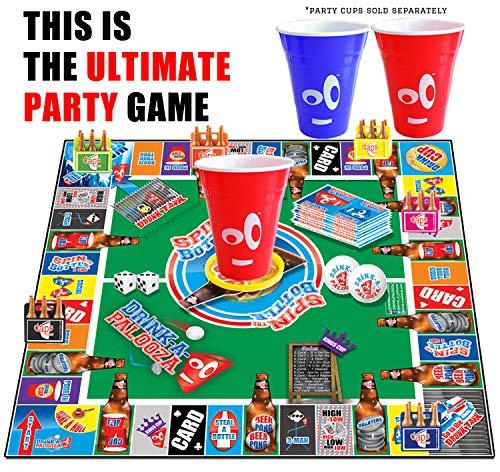 61 Mb22R UL - Drink-A-Palooza Board Game