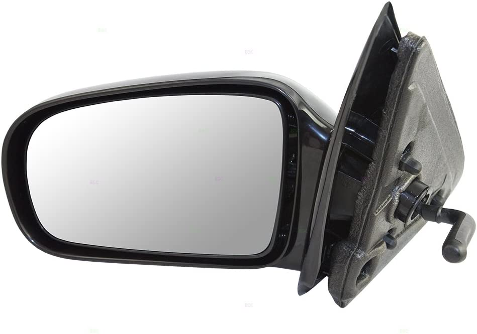 Drivers Manual Remote Side View Mirror Replacement for Chevrolet Cavalier Pontiac Sunfire 10362467 AutoAndArt