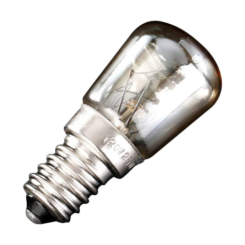 Frigorífico congelador bombilla mini lámpara pirimétrica 2 W E14 ...