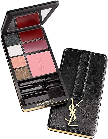 Yves Saint Laurent Very YSL Makeup Palette (Black Edition) 12.5g/0.42oz: Amazon.es: Salud y cuidado personal