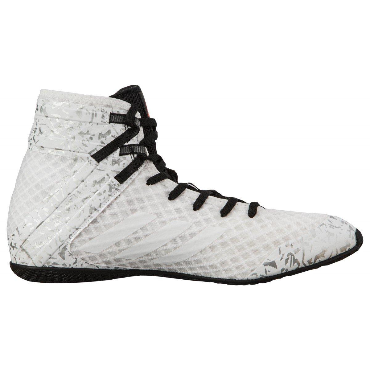 55e5c6771797 adidas Speedex 16.1 City Boxing Boot - White  Amazon.co.uk  Shoes   Bags