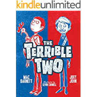 The Terrible Two (English Edition)