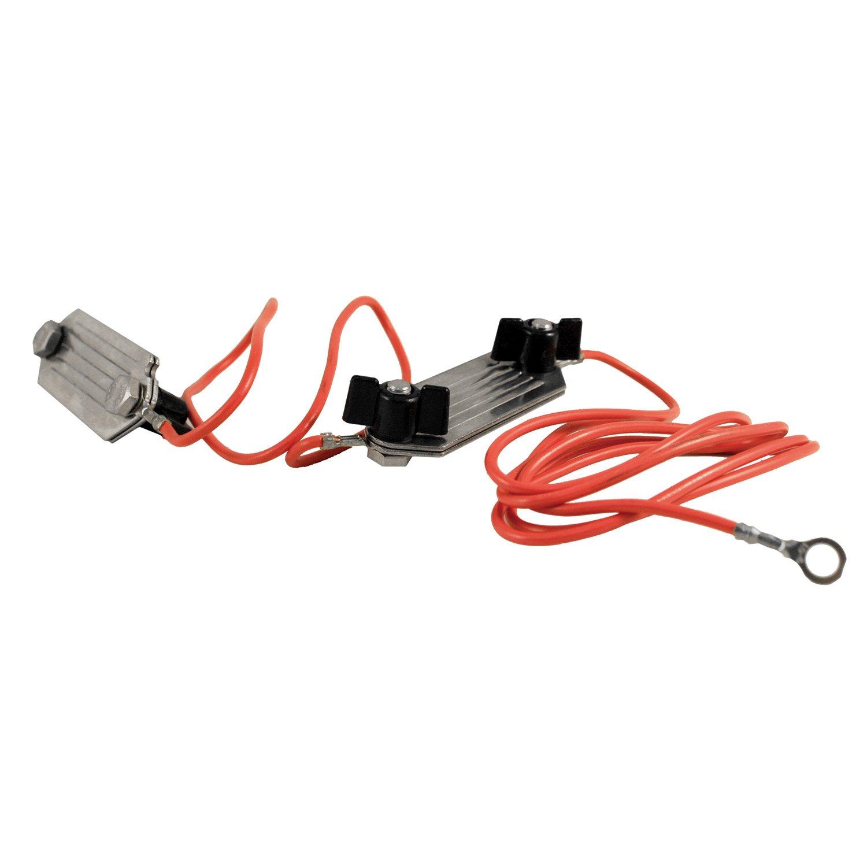 Rutland 30-158R Connecteur é lectrique pour ruban é lectrique - Rouge Woodstream