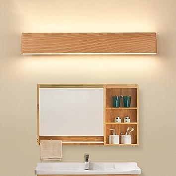 Spiegelleuchte Nordic Kreative Badezimmer Spiegelleuchte Einfache Moderne  Badezimmer Anti Nebel LED Lampen Bad