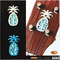 Pineapple Head Inlay Sticker decals 2colors SET
