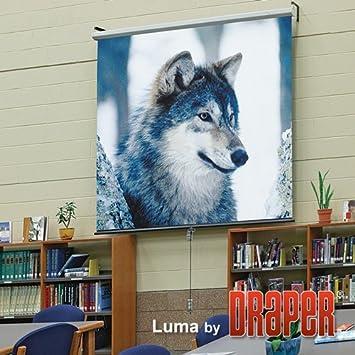 Draper Luma, Wall Screen - Pantalla para proyector (Wall Screen ...