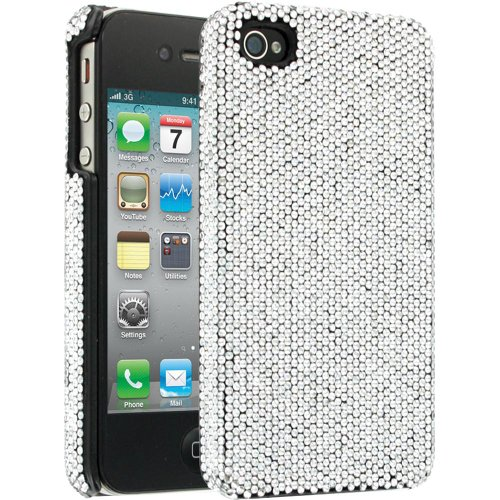 Cellairis Debari Crystal iPhone-4/4S Carry Case