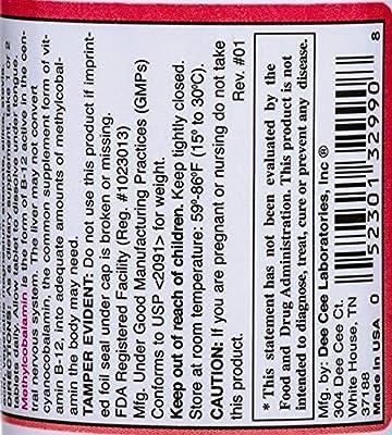 Unique B-12 Sublingual B Vitamins 90 vegi caps